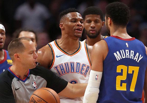 Lỗi kỹ thuật trong bóng rổ