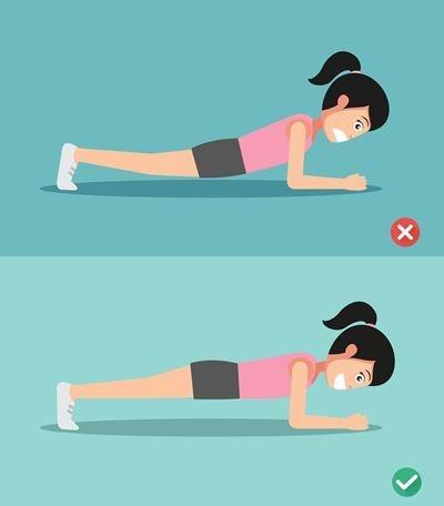Bạn đã hiểu đúng về bài tập Plank? Cách tập plank chuẩn là gì?