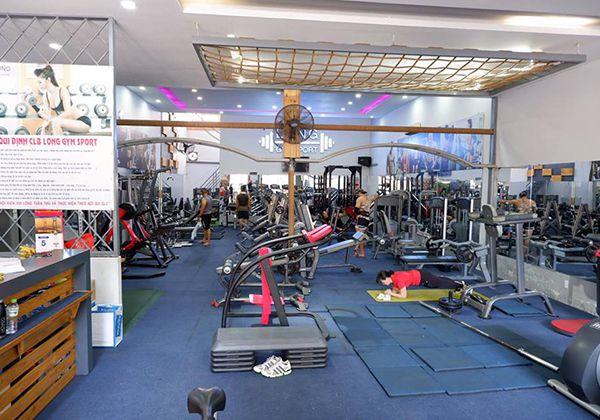 Long Gym Sport quận 7