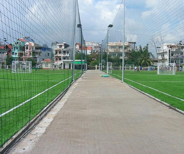 Lưới chắn sân bóng đá, sân Golf và sân Tennis hãng Vifa Sport