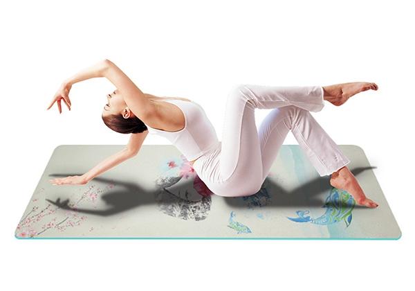 Lưu ý khi mua thảm tập Yoga