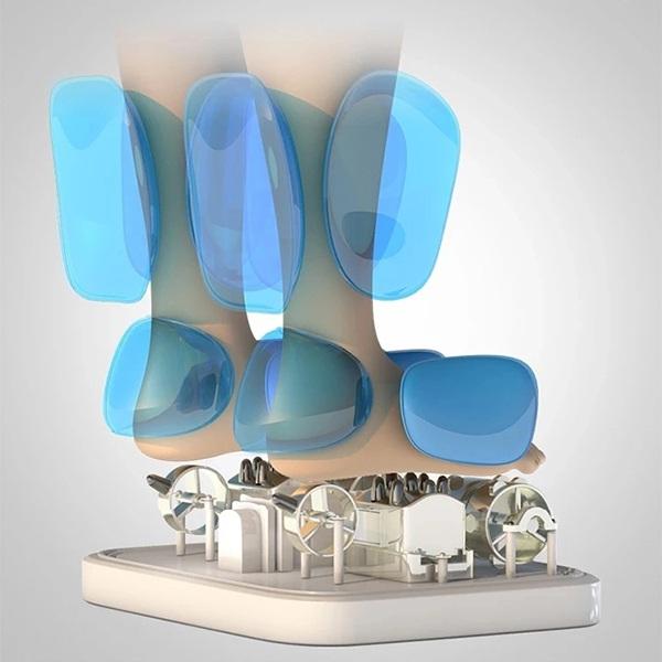 Massage bàn chân ghế Sakura 5D Pro