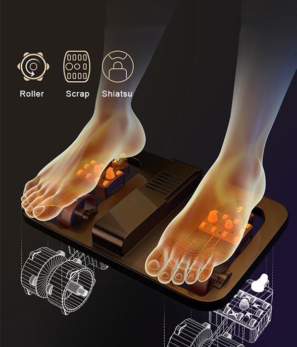 Massage bàn chân ghế Sakura C320L-6