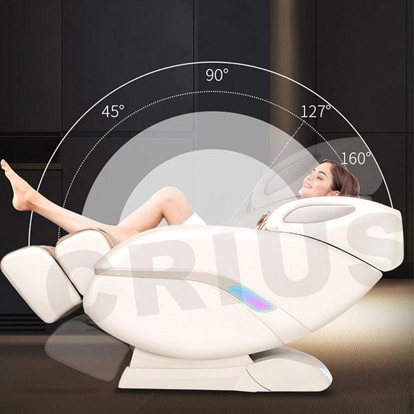 Massage không trọng lực ghế Sakura 668D