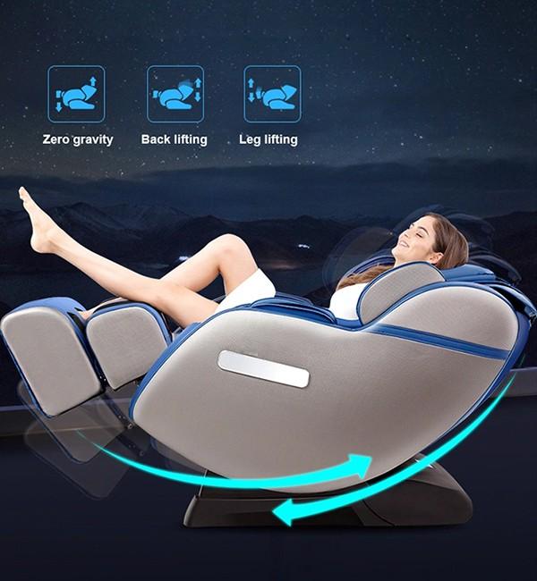 Massage không trọng lực ghế Sakura C320L-2