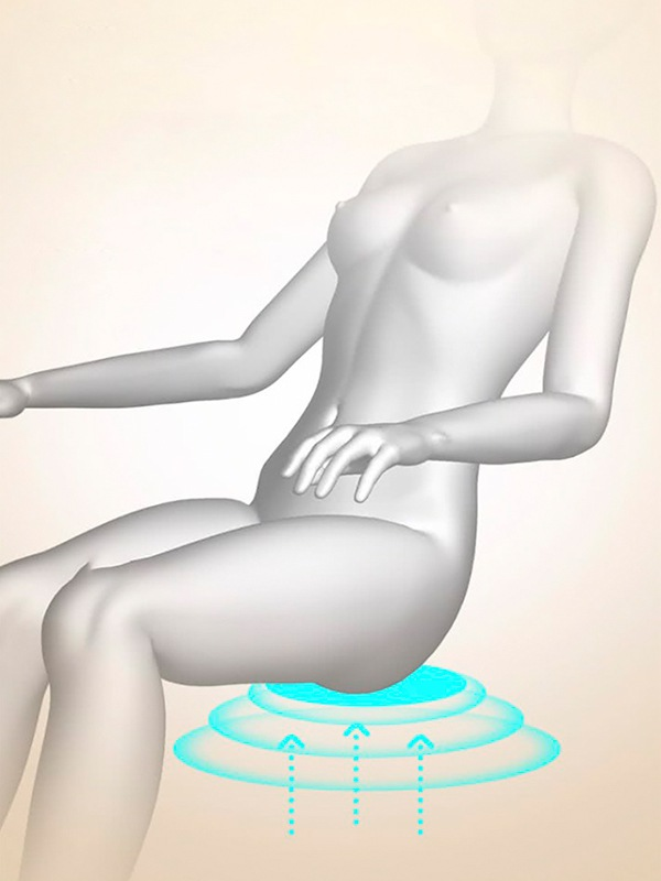 Massage rung mông ghế Kachi MK-119