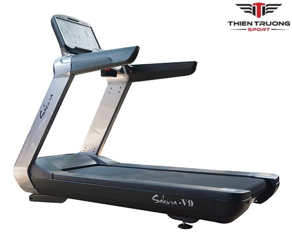 Máy chạy bộ phòng Gym Sakura V9 xịn giá rẻ nhất ở Việt Nam