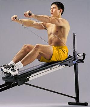 Máy tập đa năng Total Gym