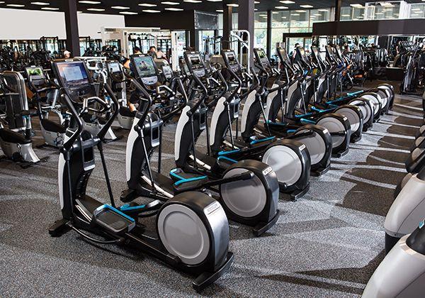 Máy tập Elliptical cho phòng Gym