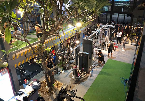 Mega Fitness Center Đà Nẵng
