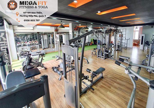 MegaFit Fitness & Yoga quận 9