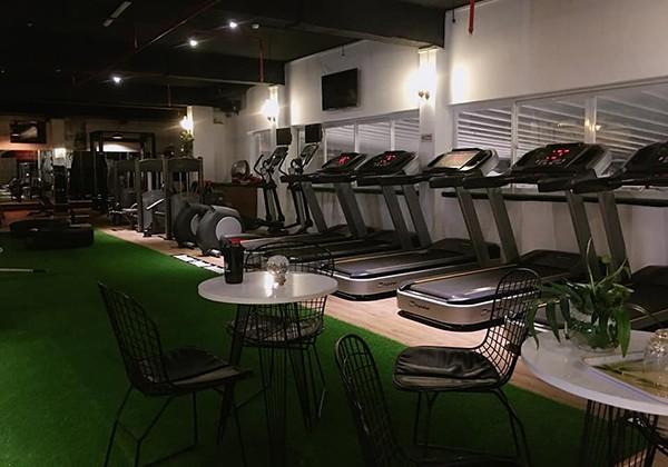 MFC - Martial Fitness & Yoga quận 8