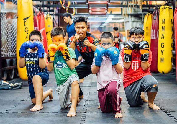 Địa chỉ học MMA ở TpHCM chất lượng và đông người tập Nhất