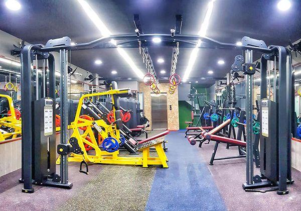 MMA Gym quận 3