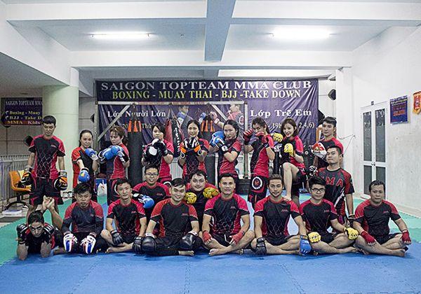 MMA Topteam Saigon