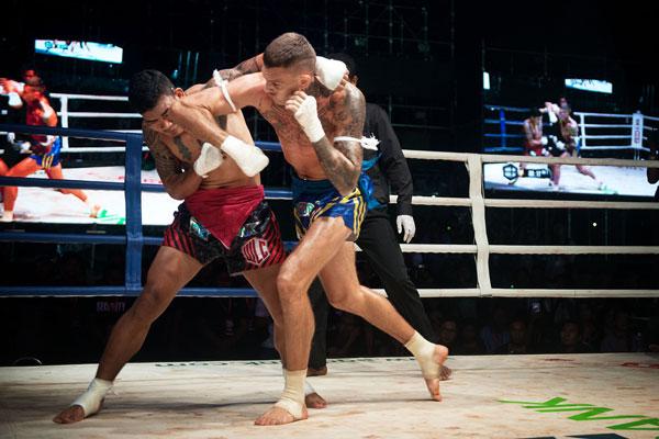 Môn võ Muay Thai