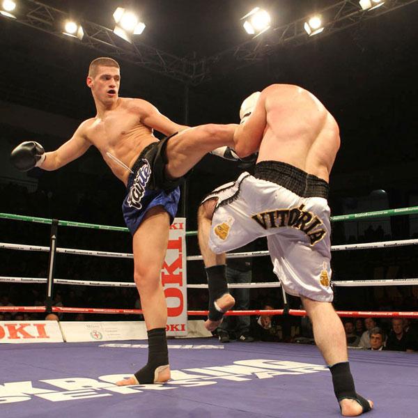 Môn võ Kick Boxing