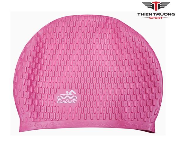 Mũ bơi Conquest gai mẫu mới, dùng cho nam nữ và giá rẻ Nhất