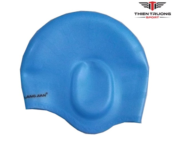 Mũ bơi trùm tai Lang Jian cho người lớn và trẻ em giá rẻ Nhất !