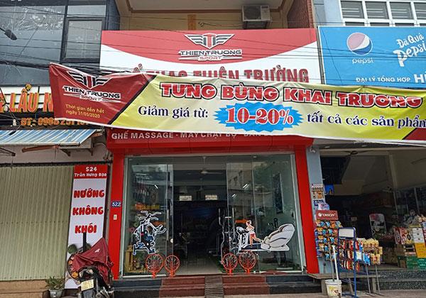 Mua ghế massage tại Nam Định ở đâu uy tín, chất lượng nhất?