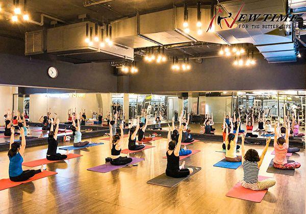 Newtime Fitness & Yoga Hà Đông