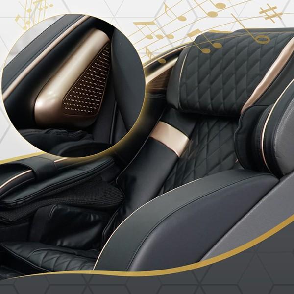 Nghe nhạc ghế massage Fuji Luxury FJ 790 Plus