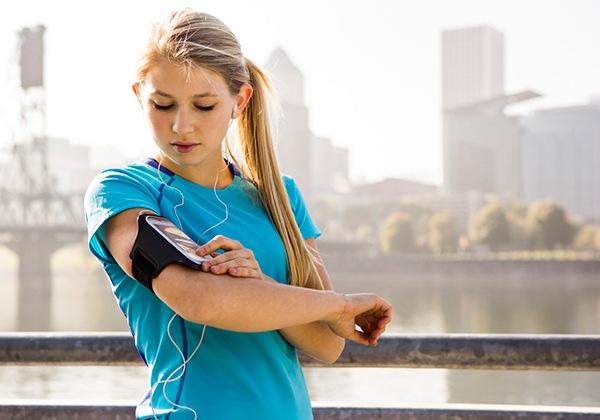Nghe nhạc giúp tạo động lực giảm cân