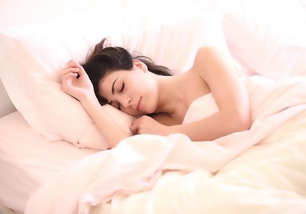 Ngủ đủ giúp tăng cân