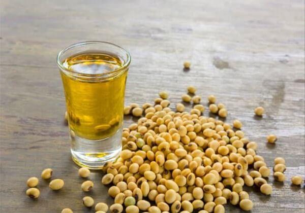 Nguồn bổ sung Soy lecithin chủ yếu từ đậu nành.