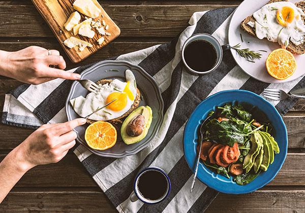 Những món ăn sáng giảm cân ít Calo để không còn lo bị mập !