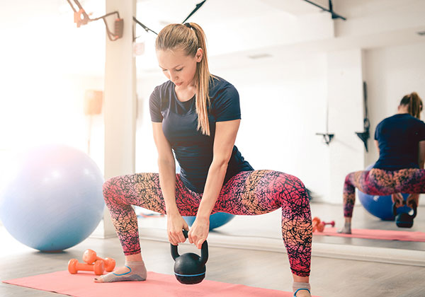 Nguyên tắc tập Gym to mông