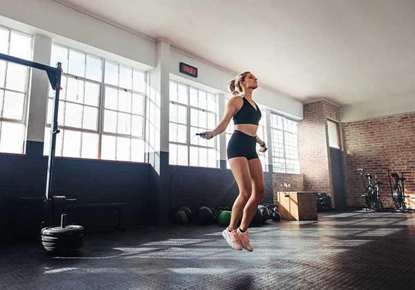 Cách nhảy dây giảm cân trong 1 tuần hiệu quả chia sẻ bởi HLV