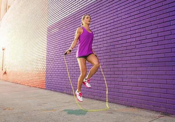Nhảy dây tốt cho tim mạch