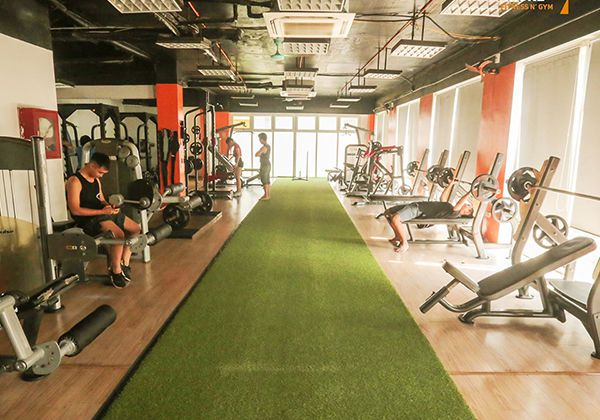 Phòng tập Gym quận Đống Đa - Hà Nội hiện đại và mới Nhất !