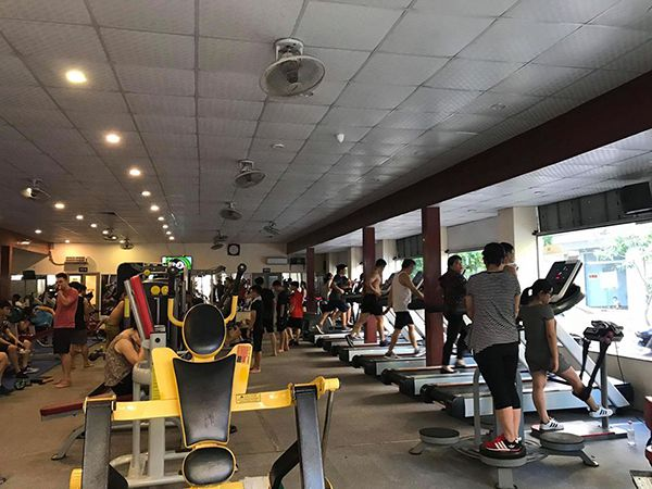 Olympia T&T Fitness And Spa Thanh Hoá
