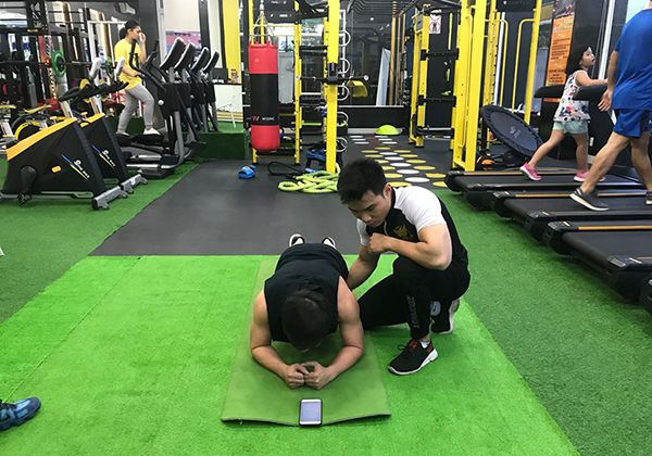 One Gym & Muay Fitness Club