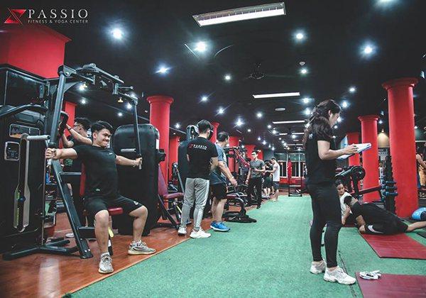 Passio Fitness - Lý Thường Kiệt