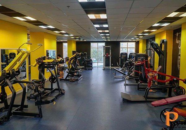 PGym Fitness & Yoga quận Tân Phú