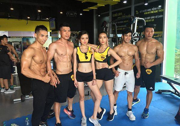 Phạm Hy Gym quận 7