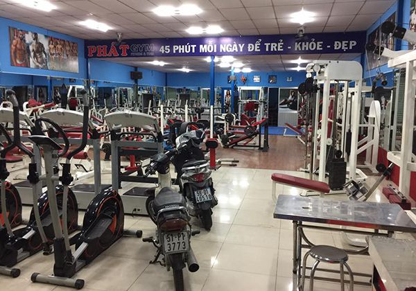 Phat Gym Fitness and Yoga Tân Phú