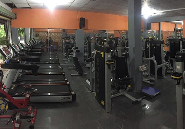 Phòng tập B Gym Thủ Đức