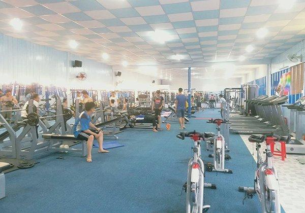 Phòng tập Bảo Kỳ Gym Cần Thơ