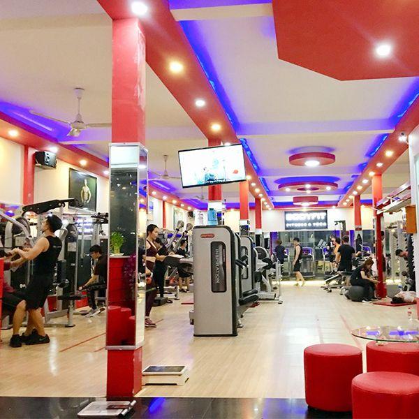 Phòng tập Bodyfit Phú Nhuận