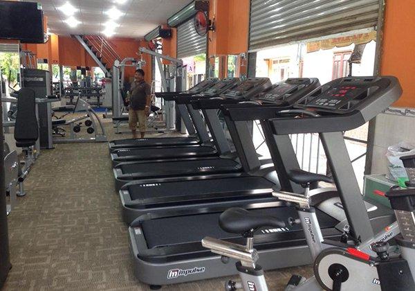 Phòng tập Dạ Nam Gym quận 8
