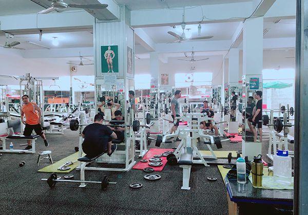 Phòng tập Đại Đồng Gym Club