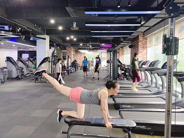Phòng tập Fit24 Thanh Hóa