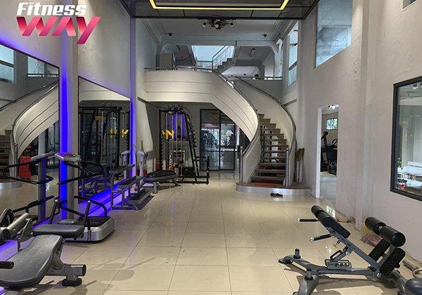 Phòng tập Fitness Way quận 12