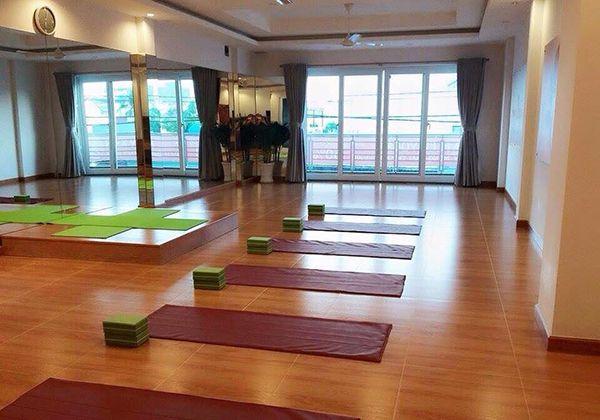 Phòng tập Flex Yoga Thủ Đức