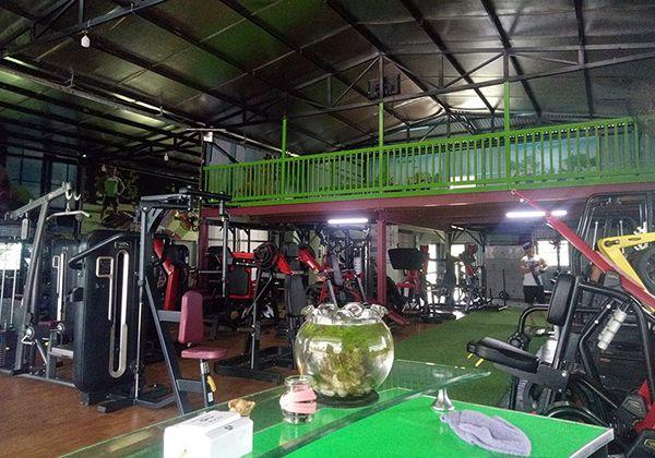 Phòng tập Green Gym Đà Nẵng