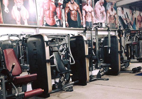 Phòng tập Gym Anh Tuấn